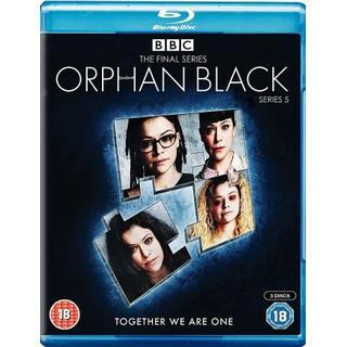 Orphan Black Series 5 [Blu-ray] [2018]